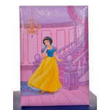 Disney Álbum De Fotos 300 Fotos 10x15 Princesas Branca De Ne