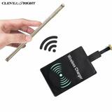 Adaptador Receptor Qi Wireless Sem Fio Samsung S5