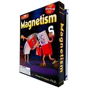 Sciencewiz Magnetismo Kit Experimente Y Libro 22 Experimento