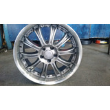 4 Llantas Tunig Power 17 5x100 C/col+val+antir. Drago Mitre