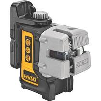Nivelador Laser Dewalt Dw089k Self-leveling 3-beam