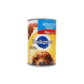 Pedigree Perro Adulto Alimento Guisado Con Carne Res 625gr