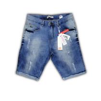 Bermuda Jeans Calvin / Fórum / John / Colcci / Lacoste Rasg