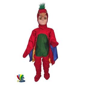 Disfraz De Pájaro Primavera Niño Niña Festival Escolar