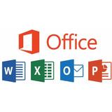 Office 2018 Profesional Plus Licencia De Po Vida