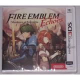 Fire Emblem Echoes: Shadows Of Valentia 3ds Nuevo Sellado