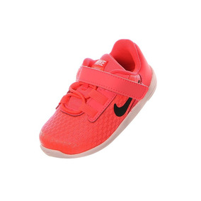 Tenis Nike Converge Bebé Rosa Rosa Neon Zx 14-15