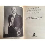 Memorias - Gabriel González Videla - Dos Tomos