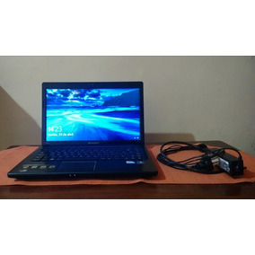 Pc Notebook Lenovo G480 Como Nueva