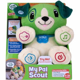 Perro Interactivo Scout Leap Frog