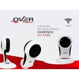 Camara Ip Overtech Ov-ca05 / Wifi/ Sensor Movimiento/ Audio