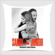 Kit Camiseta, Almofada E Caneca Sandy