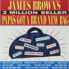 Lp - James Brown - Papa´s Got New Bag - 180 Gr