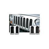 Rampage Jeep 86513 Gloss Black Con Capa Transparente Pulido