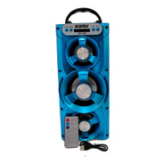 Sk-148 Sismik Sound Parlante Usb Bluetooth Inalambrico