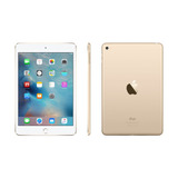 Ipad Mini 4 + Gold + 64gb + Funda Original
