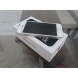 Iphone 5s Branco/prata 16gb Original Completo Na Caixa