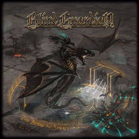 Blind Guardian:live Beyond The Spheres(triplo Digipack)