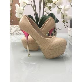 Sapato Meia Pata Importado