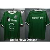 Camisa União Nova Orleans Time Futebol Amador De Curitiba