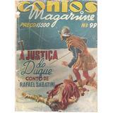 Livro Contos Magazine Nº 99