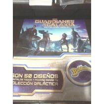 Guardianes De La Galaxia Bubbaloo Coleccion Completa Nueva