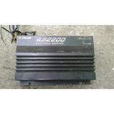 Amplificador Tojo Ab2200 Não Sei C Funciona