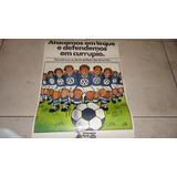Poster Concessonaria Vw Anos 80 60cmx45 Santana Kombi Fusca