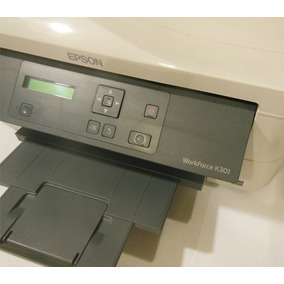Impresora Epson Workforce K301 Usada En Buen Estado