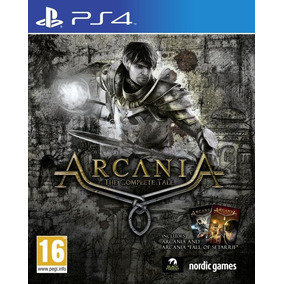 Arcania The Complete Tale Ps4 Videojuego