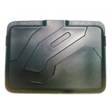 Portafolio Para Laptop Negro Computadora Portátil Slim