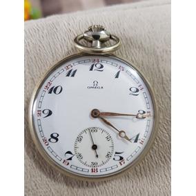 Relógio De Bolso Ômega Original Suíço Antigo