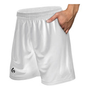 Shorts Deportivos Gol De Oro Elite Pocket Con Bolsillos Run