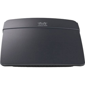 Roteador Wireless-n Cisco 300mbps Linksys E900-br Lacrado