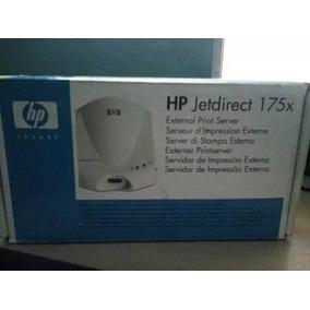 Hp Jetdirect 175x Servidor De Impresora Externo
