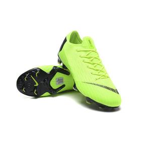 Chuteira Nike Mercurial Superfly Dourada - Chuteiras Verde no ... 903afb8015fd4
