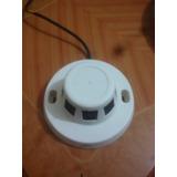 Camara De Seguridad Espia Con Audio Detector De Humo