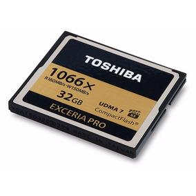 Memoria Compact Flash 32gb 150mb/s Oferta!