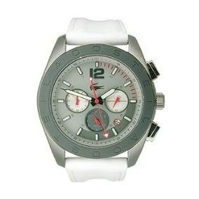 Reloj Cronógrafo Lacoste Panama Blanco Hombre