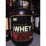 Whey Protein Optimum Goldstandart 2lbs 900 Grs Isolado Moran