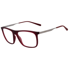 c66f58370 Arnette An 7145 L - Óculos De Grau 2523 Vermelho Translúcido
