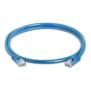Cabo De Rede Gigabit Rj45 Cat5e Ethernet  Lan Azul 1 Metro
