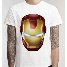Camiseta Homem De Ferro Filme Jogo Camisa Blusa Frete Grátis
