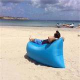 Kit 3 Pcs Sofá Inflável Camping Colchao Magico Saco Dormir