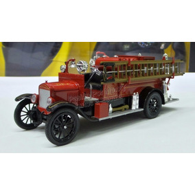 1:32 Ford T 1926 Camion Bomberos Signature Models Carcacha