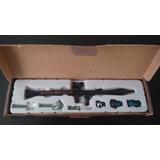 Bazooka A Escala 4d Figuras De Acción Modelo Rpg