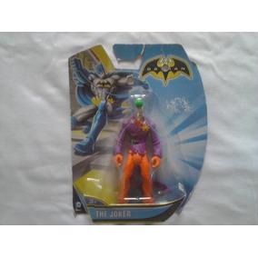 Bonecos Coringa The Joker Dc Comics Batman Mattel 11 Cm