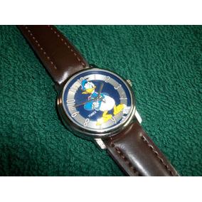 Timex Reloj Retro Pato Donald Coleccion