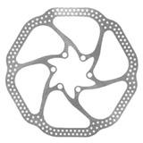 Disco Rotor Absolute 160mm Freio Mec Hidr Mtb Bike 6 Furos