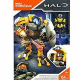 Halo Mega Construx Cyclops De Seguridad Corporativa